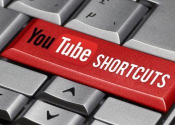 Shortcut Keys For YouTube
