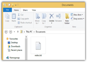 Create Your Fake File In Window PC In Any Size And Any Format image