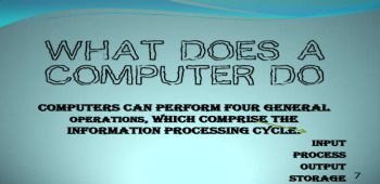 General Information on Computers image
