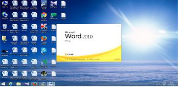 MS-Word 2010 image